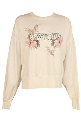 Bluza Pull and Bear Patricia White