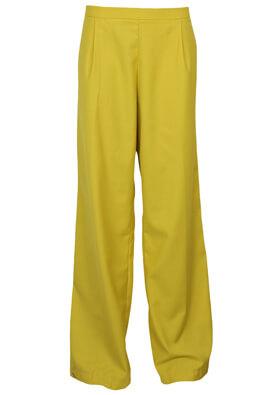 Pantaloni MO Rebecca Yellow