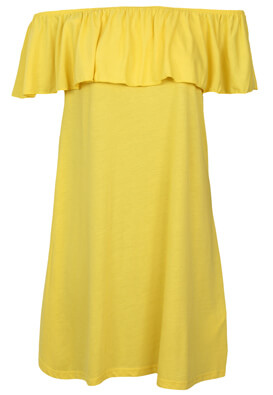 Rochie MO Orchid Yellow