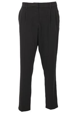Pantaloni MO Fay Black