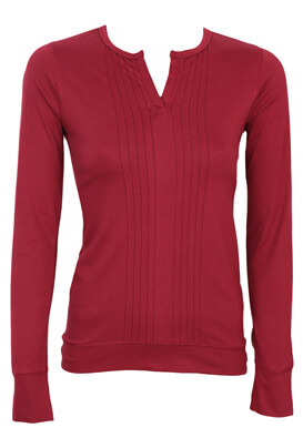 Bluza MO Irene Dark Red