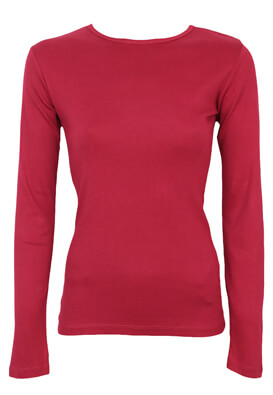 Bluza MO Fiona Dark Red