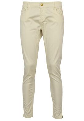 Pantaloni MO Brenda Light Beige