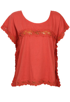 Tricou MO Molly Red