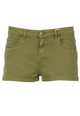 Pantaloni scurti MO Doreen Dark Green