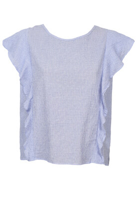 Tricou MO Francesca Light Blue