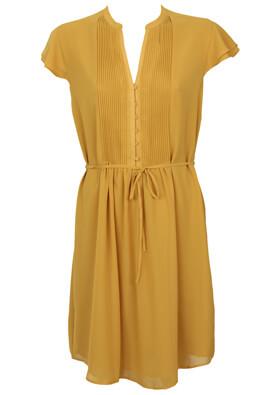 Rochie MO Daisy Dark Yellow