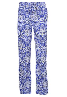 Pantaloni MO Georgia Blue