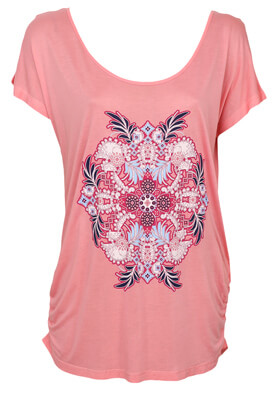 Tricou MO Hailey Light Pink
