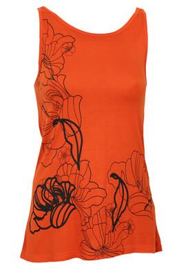 Tricou MO Molly Orange