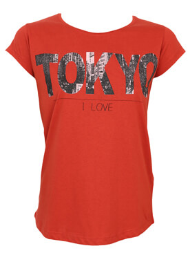 Tricou MO Evelyn Red