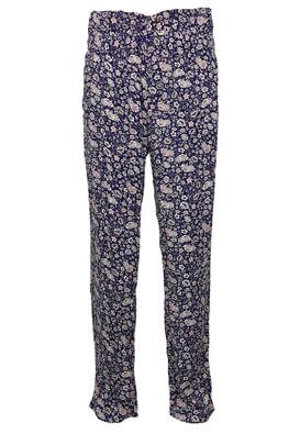 Pantaloni MO Jodie Dark Blue