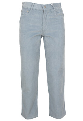 Pantaloni Pull and Bear Tasha Light Blue