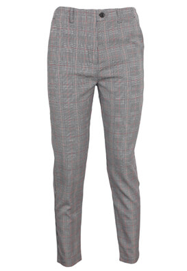 Pantaloni Pull and Bear Anna Grey