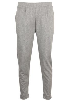 Pantaloni Pull and Bear Rita Light Grey