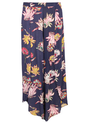 Pantaloni Pull and Bear Floral Colors