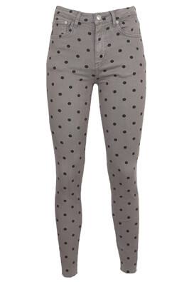 Blugi Pull and Bear Dalida Grey