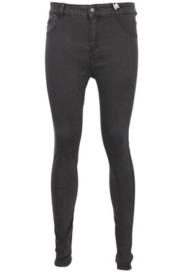 Blugi Pull and Bear Whitney Dark Grey