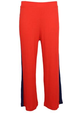 Pantaloni Pull and Bear Phyllis Red