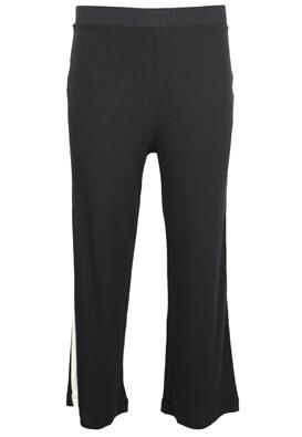 Pantaloni Pull and Bear Ramona Black