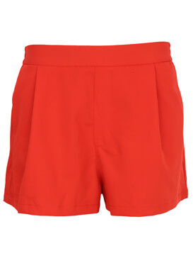 Pantaloni scurti Pull and Bear Caroline Red