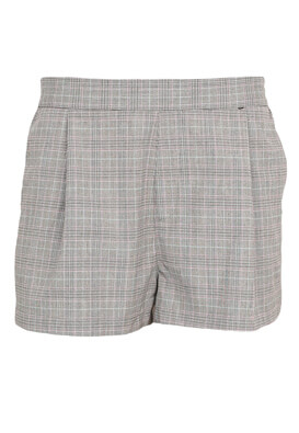 Pantaloni scurti Pull and Bear Renata Grey