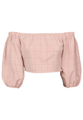 Bluza Lefties Tara Light Pink