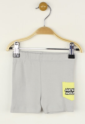 Pantaloni scurti Disney Donald Light Grey
