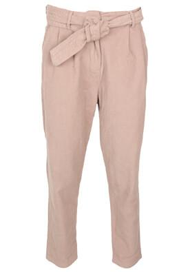 Pantaloni Lefties Laura Light Pink