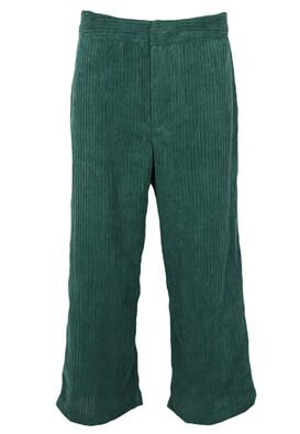 Pantaloni Lefties Roxanne Dark Green