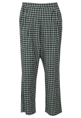 Pantaloni Lefties Dasia Green