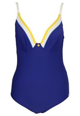 Costum de baie Sans Complexe Charlotte Blue