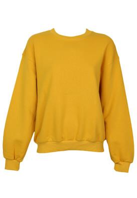 Bluza Bershka Angela Dark Yellow