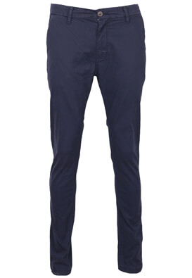 Pantaloni Stradivarius Tom Dark Blue