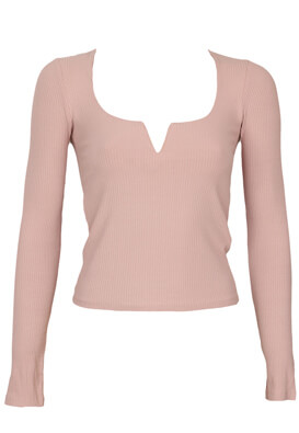 Bluza Bershka Stephany Light Pink