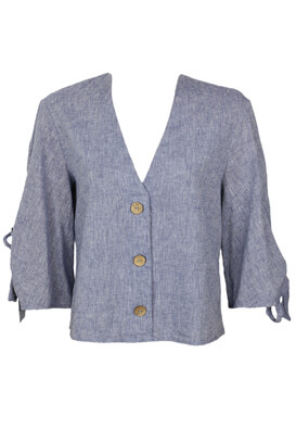 Bluza ZARA Camilla Blue