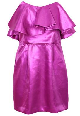 Rochie ZARA Yasmin Dark Pink