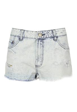 Pantaloni scurti Glamorous Fiona Light Blue