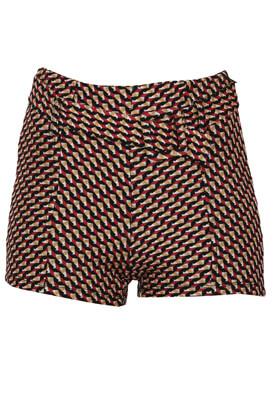 Pantaloni scurti Bershka Belinda Colors