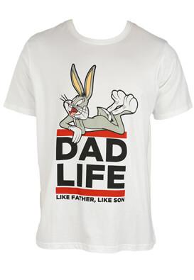 Pijama Looney Tunes Bunny White