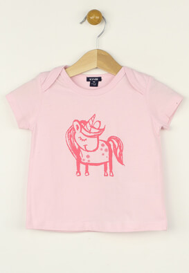Tricou Kiabi Roxanne Light Pink