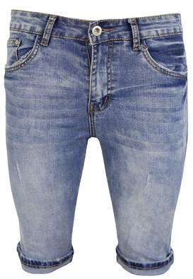 Pantaloni scurti Terance Kole Victor Light Blue