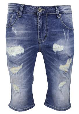 Pantaloni scurti Terance Kole George Blue