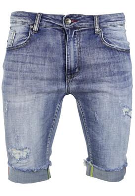 Pantaloni scurti Terance Kole Taylor Blue