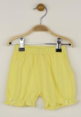 Pantaloni scurti Kiabi Irene Yellow