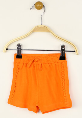 Pantaloni scurti Kiabi Katia Orange