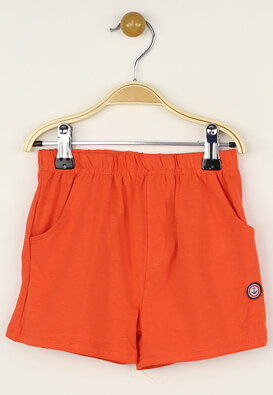 Pantaloni scurti Little Marcel Maya Orange