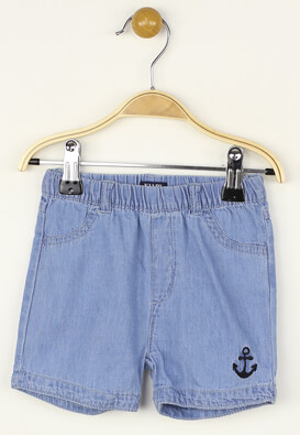 Pantaloni scurti Kiabi Allan Light Blue