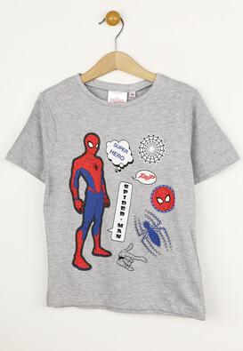 Tricou Marvel Spiderman Grey