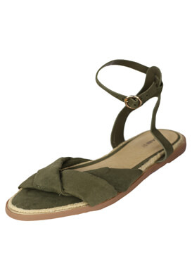Sandale Kiabi Lois Dark Green
